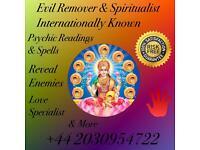 Evil Remover Spiritualist & Psychic
