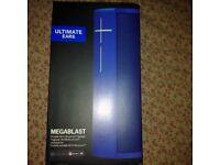 Ultimate Ears - Megablast - Bluetooth/Wifi Speaker - Alexa