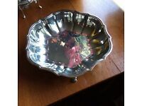 Beautiful Silver plated Bowl