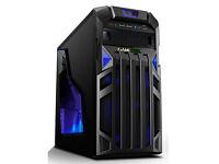 GAMER MAX SUPER FAST GAMING COMPUTER INTEL CORE i3 @ 3.30GHz 500GB 4GB HDMI WIFI
