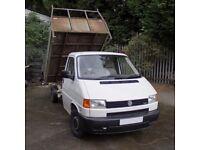 1999 Volkswagen T4 Transporter LWB Tipper - 2.5 TDi - 153000 miles