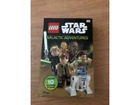 Lego Star Wars Book Set