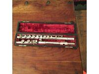 Golden tone flute