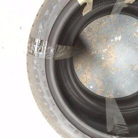 Goodyear 235/45/19 effientgrip 8mm Tyres