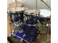 Fully Refurbished PDP Pacific EX Series Drum Kit