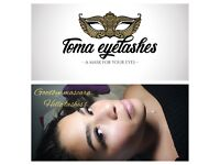 Eyelash extensions russian | Eye Treatment Services - Gumtree