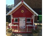 Wendy house/play house