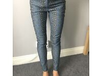 NEW LOOK slim leg trousers new with tags size 6