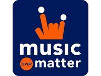 SEND Music Lessons - Music Over Matter