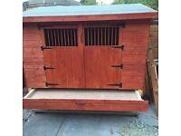 Pigeon loft / kit box