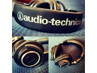 Audiotechnica M50X Headphone