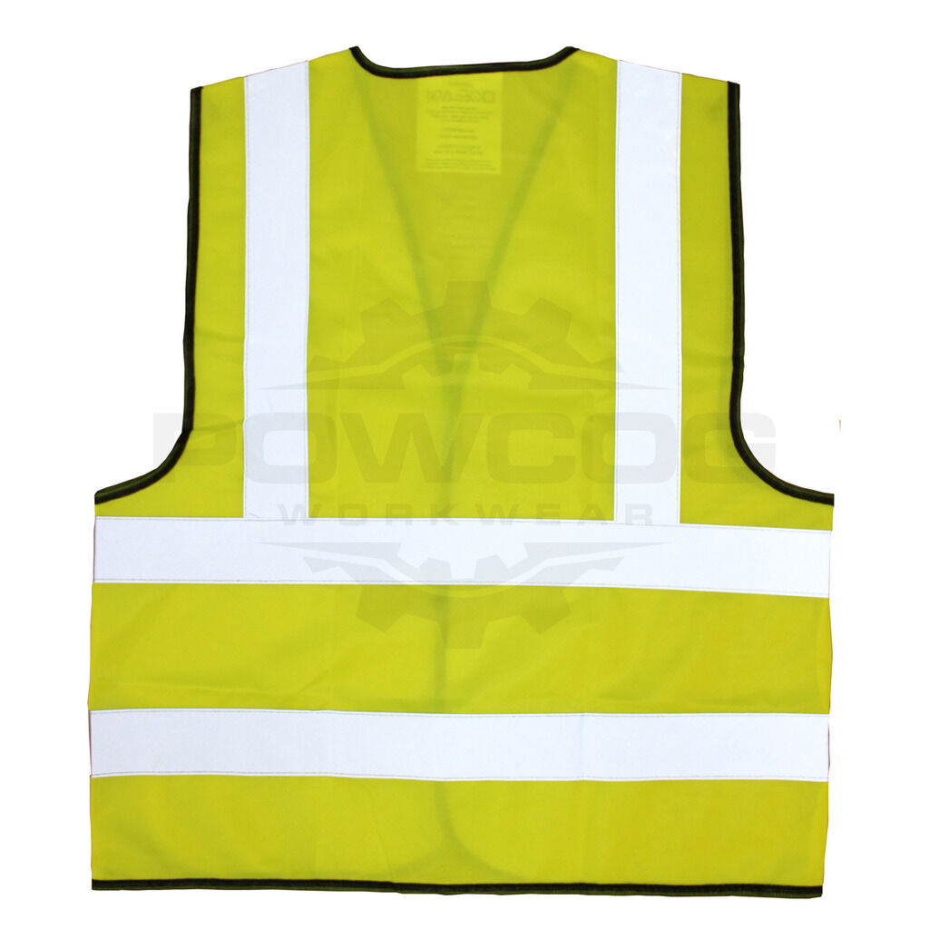 Hi viz vest handleless vanity unit
