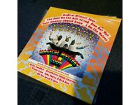 The Beatles ‎– Magical Mystery Tour Vinyl, LP (Frame included)