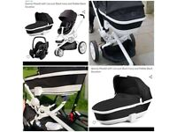 Pushchair Quinny Mood 3 in 1