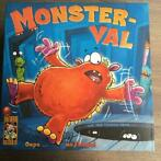 Monsterval bordspel van 999 games