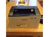 black and white laser printer