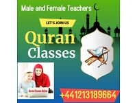 ONE-TO ONE Home and Online Quran classes With Tajweed Leran Islamic Studies