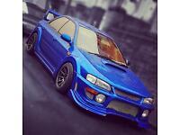 Subaru Impreza WRX Swap VW T4, T25, why