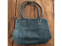 Blue/Turquoise Bag