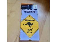 Australia Tea Towel Brand New Still In Packaging