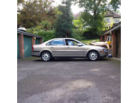 Excellent Volvo S80 2.4 Petrol Auto Fully loaded 1 year MOT very nice & clean inside out. 2 keepers