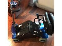 Monarch Solax Mobie folding mobility scooter. Needs attention. Read ad fully