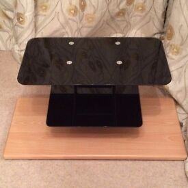 Alphason TV Stand (CS900/3-BE) (Possibility of Delivery in Newcastle Area)