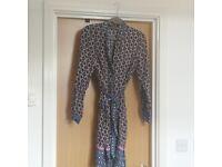 Ladies zara shirt dress