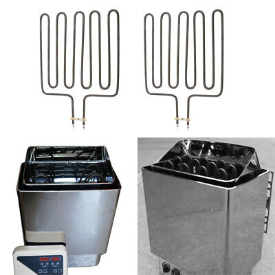 2x Heating Element for SCA Sauna Heater Stove Spa Heater 3000W Spas Hot Tube