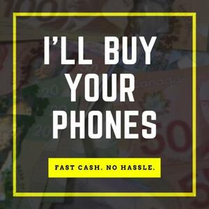 I Buy Phones. Fast Cash. Same Day.