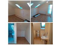 NEW REFURBISHED MULTI-FLOOR FLAT SE25 CROYDON,PARKING, CCTV, 2 BATHROOM,1 ENSUITE,GARDEN,1550 PCM