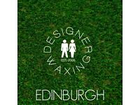 WAXING THERAPIST OPPORTUNITIES - EDINBURGH CITY CENTRE