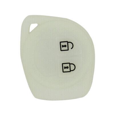 Perfeclan Smart Remote Key Case Silicone Cover Protector for Suzuki Luminous
