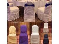 Chair cover many colour and designs