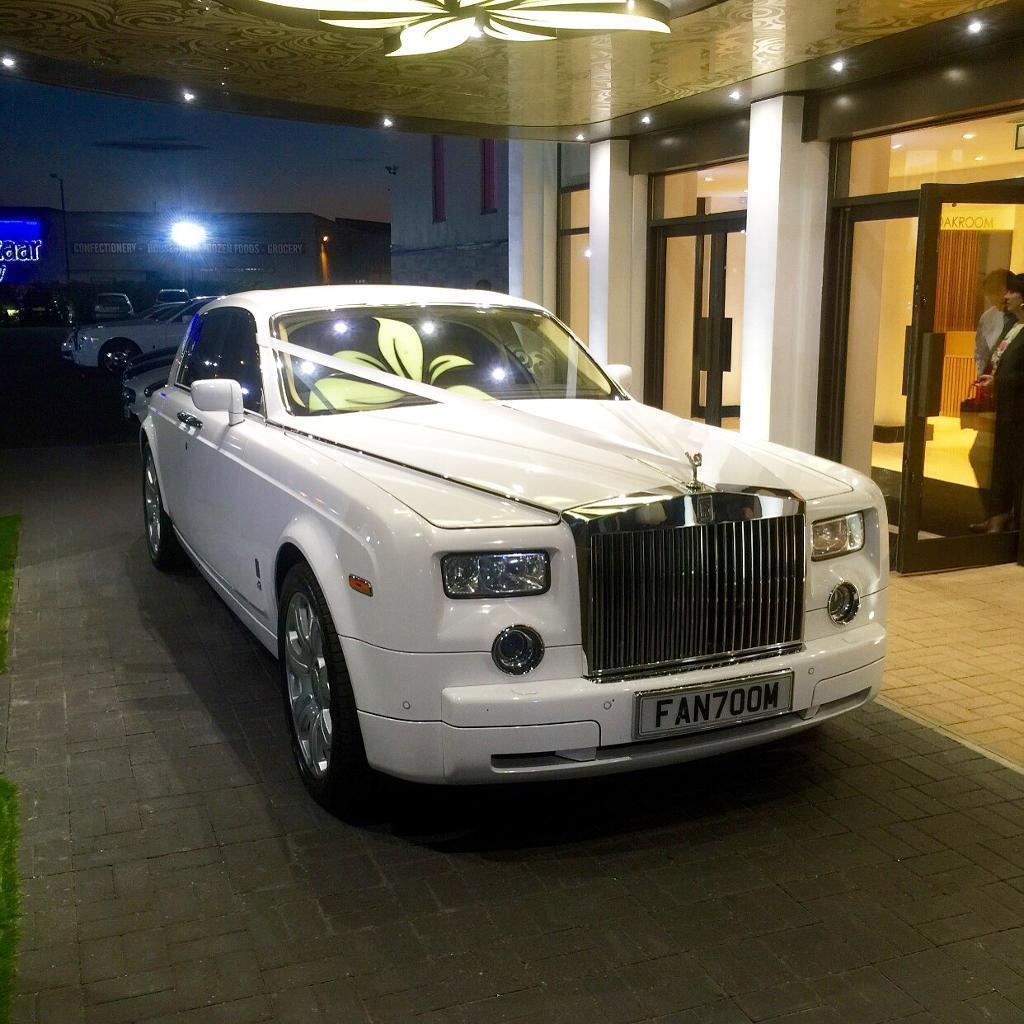Rolls Royce Phantom £250 / Ghost £300 / Wedding Car Hire