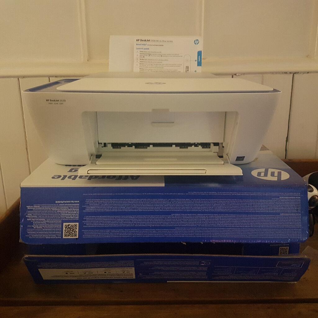 HP Deskjet 2600 all in one series printer   in Crail, Fife ...