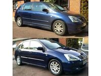 11 months mot! Blue honda civic se series 1.6 manual. Reliable safe and spacious. Ready to drive