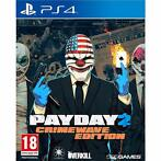 Payday 2 - Crimewave Edition (PS4) Morgen in huis! - iDeal!