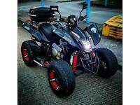 Road legal quad 450cc quadzilla dinli Yamaha
