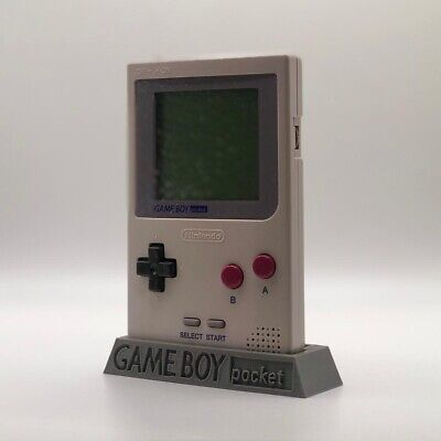 Nintendo Gameboy Pocket GBP 3D Printed Stand