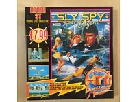Sly Spy Secret Agent for Atari ST - Rare game in great condition