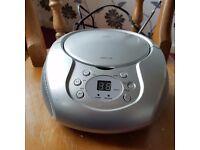 CD player (Single ) Silver