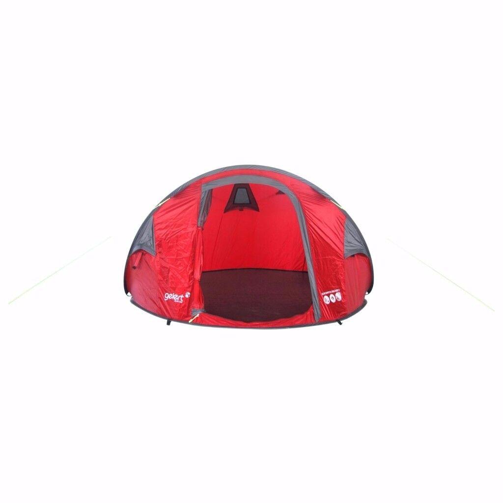 Gelert Quickpitch 3DLX Pop Up Tent  sc 1 st  Gumtree & Gelert Quickpitch 3DLX Pop Up Tent | in Hackney London | Gumtree