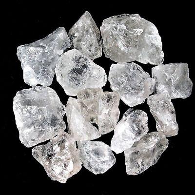 Qualität  aus Brasilien 200 g Bergkristall XS Trommelsteine Ladesteine A