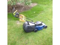 LAWN MOWER - ELECTRIC XTREME CHALLENGE WITH GRASS CATCHER