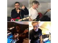 Keyboard player wanted Retro Rock Covers Band