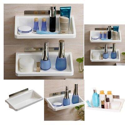 Badezimmer Regal ohne Bohrnagel Einfach installieren Super Saugnapf an der ()