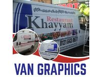 Van Graphics , Vehicle Graphic , Car Graphic , Car Stickers , Vehicle Livery