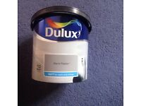 £5 Brand new Dulux paint 'warm pewter'