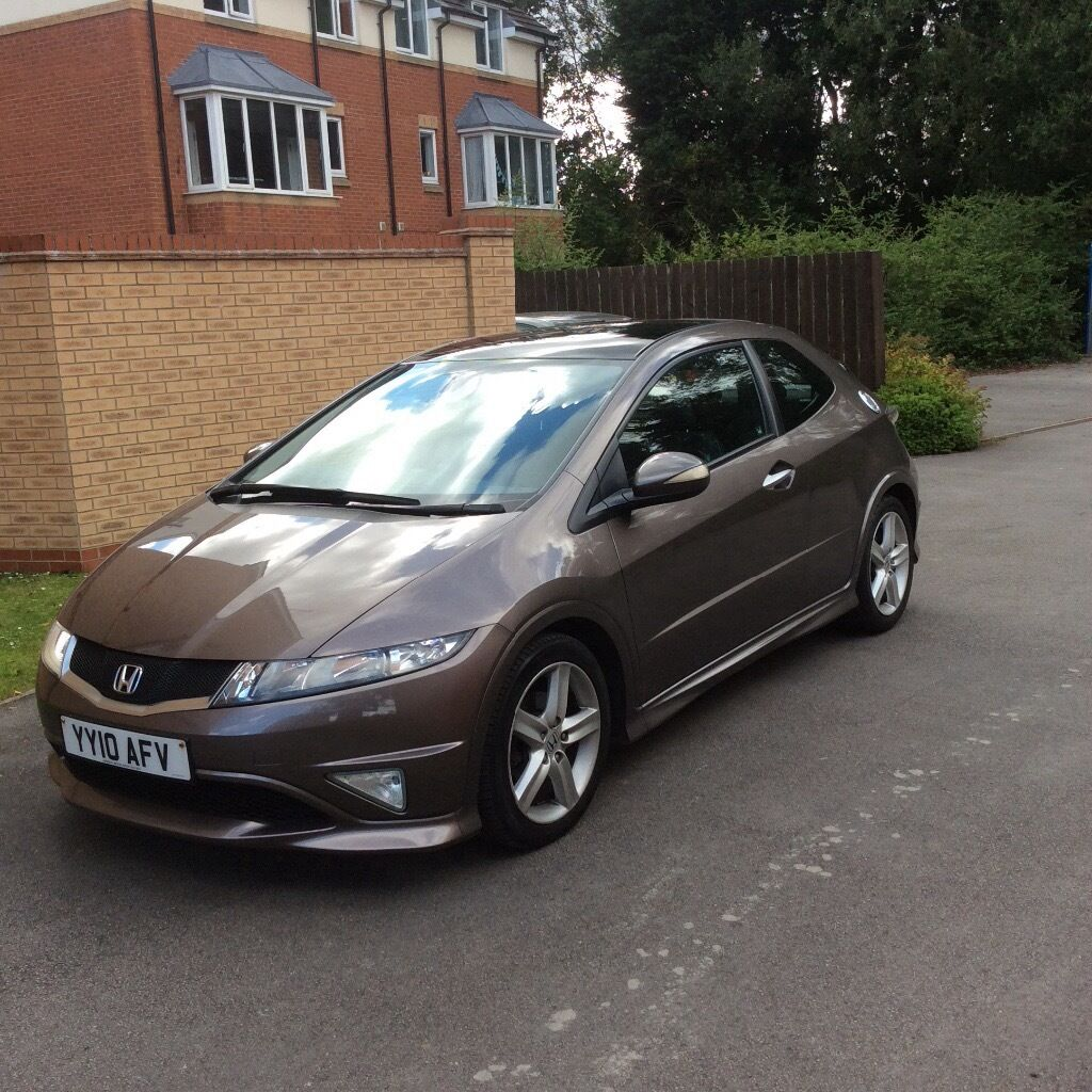 honda civic 2010 2 2 type s i cdti gt diesel 3 door in hull east yorkshire gumtree. Black Bedroom Furniture Sets. Home Design Ideas